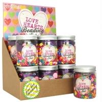 Seedling: Love Hearts - Beading Set