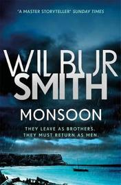 Monsoon by Wilbur Smith image