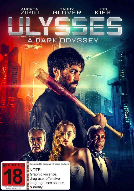 Ulysses: A Dark Odyssey on DVD