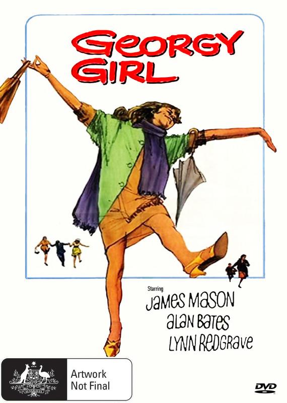 Georgy Girl on DVD