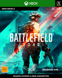Battlefield 2042 for Xbox Series X