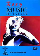 Roxy Music - High Road on DVD