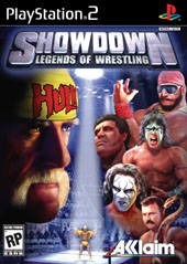 Legends of Wrestling: Showdown for PlayStation 2