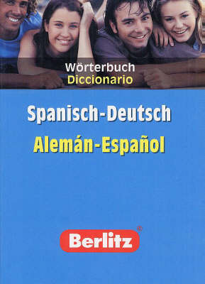 German-Spanish Berlitz Bilingual Dictionary