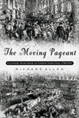 The Moving Pageant by Rick Allen