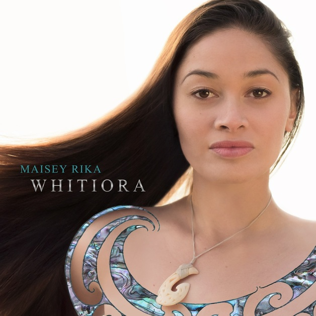 Whitiora by Maisey Rika