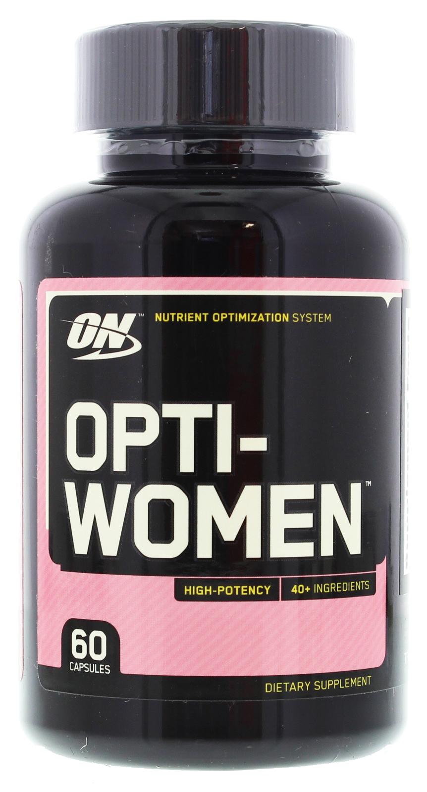 4338e91d4 Buy Optimum Nutrition Opti Women (60 Tabs) at Mighty Ape NZ