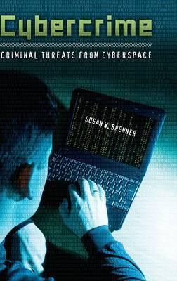 Cybercrime by Susan W Brenner image