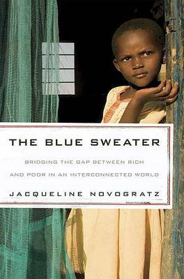 The Blue Sweater by Jacqueline Novogratz image