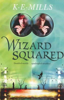 Wizard Squared (Rogue Agent) by K.E. Mills image