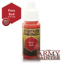 Pure Red Warpaint