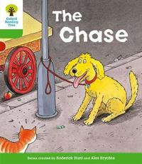 Oxford Reading Tree: Level 2: More Stories B: The Chase by Thelma Page