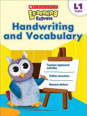 Handwriting and Vocabulary by Scholastic