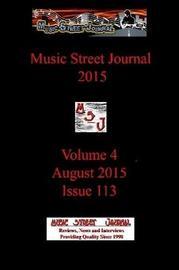 Music Street Journal 2015 by Gary Hill
