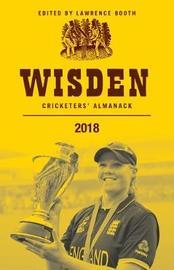 Wisden Cricketers' Almanack 2018 image