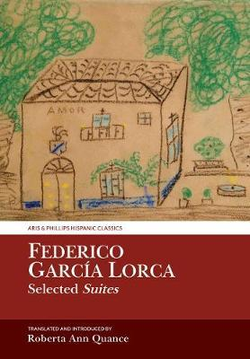 Federico Garcia Lorca, Selected Suites by Roberta Ann Quance image