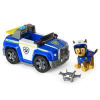 Paw Patrol Racers - Chase's Patrol Cruiser