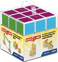 Magicube: Free Building 27 - Magnetic Construction Set