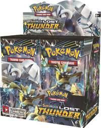 Pokemon TCG: Lost Thunder - Booster Box (36 Packs)