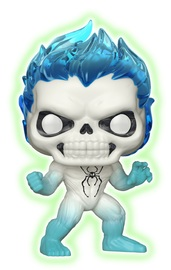 Spider-Man - Ghost Spider (Glow) Pop! Vinyl Figure