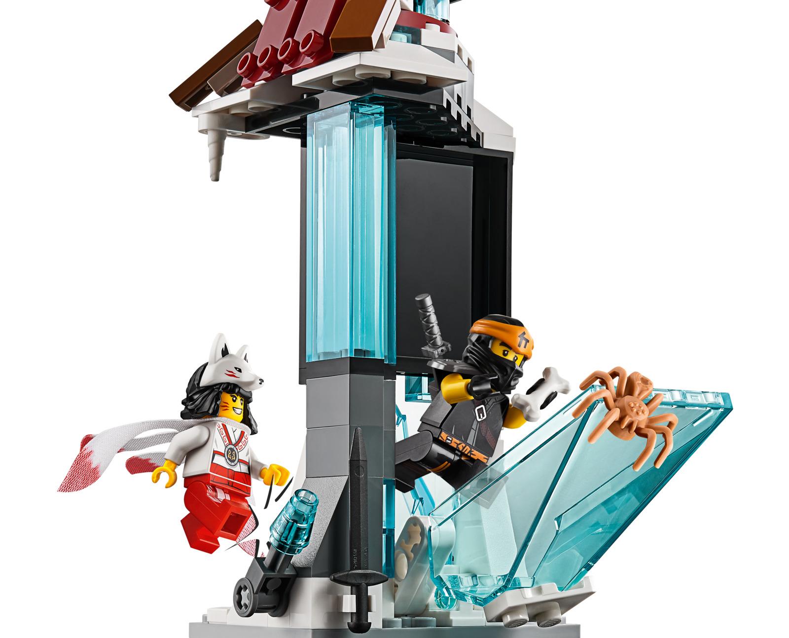 LEGO Ninjago: Castle of the Forsaken Emperor - (70678) image