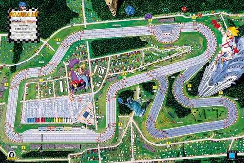 Formula De Circuits - 11, 12 Watkins Glen & Silverstone image
