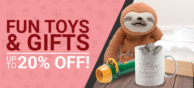 20% off IS Gift!