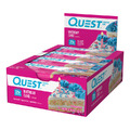 Quest Nutrition Protein Bars - Birthday Cake (Box of 12)