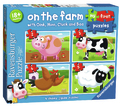 Ravensburger: My First Puzzle - On the Farm