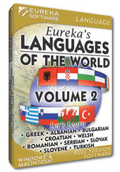 Eureka's Languages of the World Volume 2
