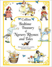 Collins Bedtime Treasury of Nursery Rhymes and Tales by Jonathan Langley image