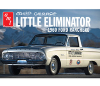 "AMT 1960 Ford Ranchero ""Ohio George"" 1/25 Model Kit"