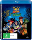 Toy Story of Terror! on Blu-ray