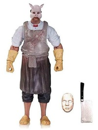 Batman Arkham Knight: Professor Pyg Action Figure