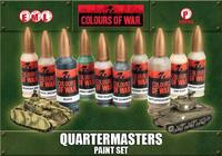 Colours of War - Quartermasters Paint Set