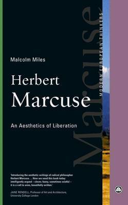 Herbert Marcuse by Malcolm Miles