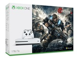 Xbox One S 1TB Gears of War 4 Console Bundle for Xbox One