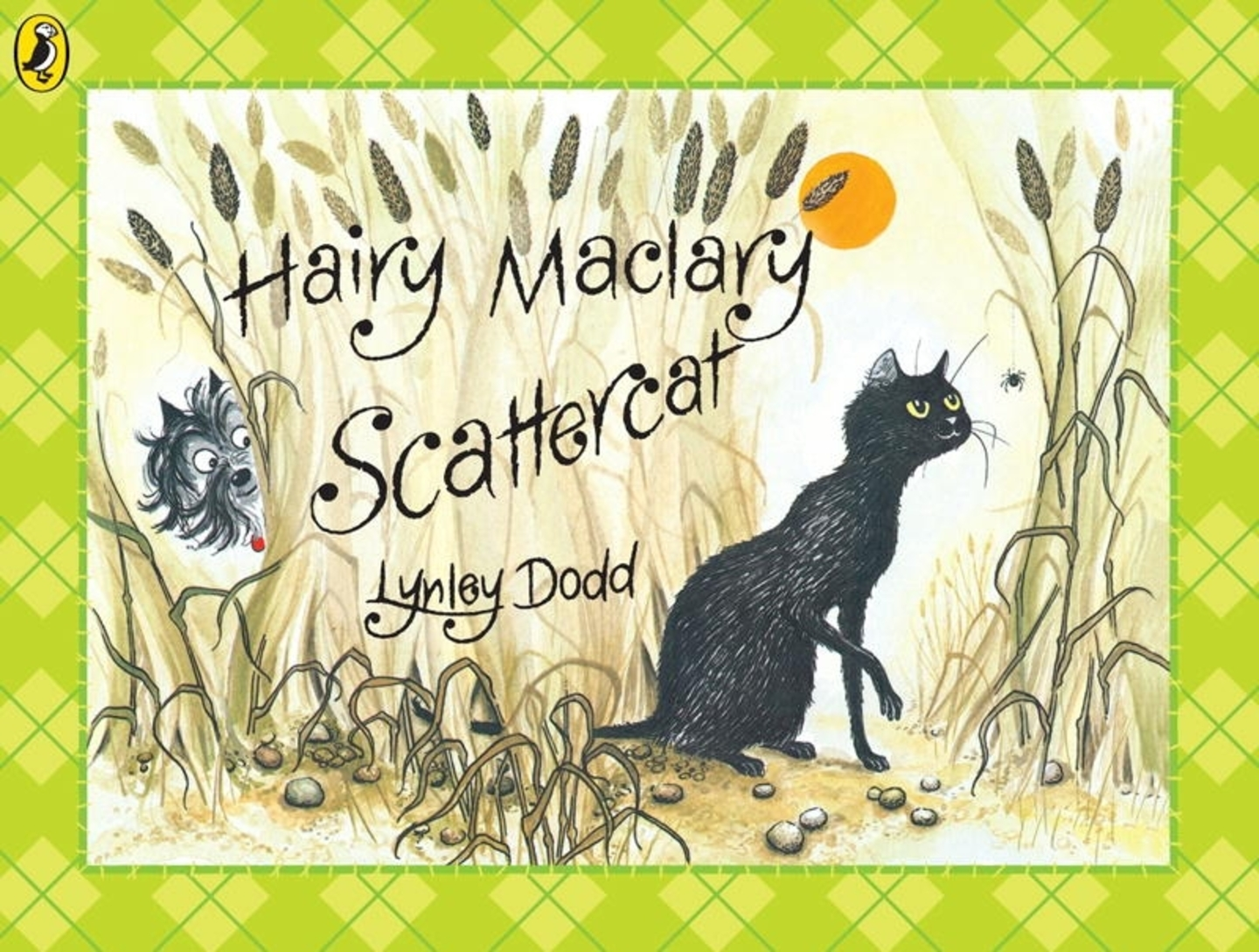 Hairy Maclary Scattercat by Lynley Dodd image