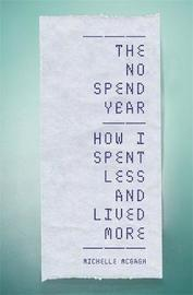 The No Spend Year by Michelle McGagh image