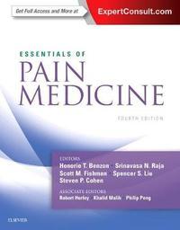 Essentials of Pain Medicine by Honorio T. Benzon image