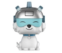 Rick and Morty - Snowball Dorbz Vinyl Figure