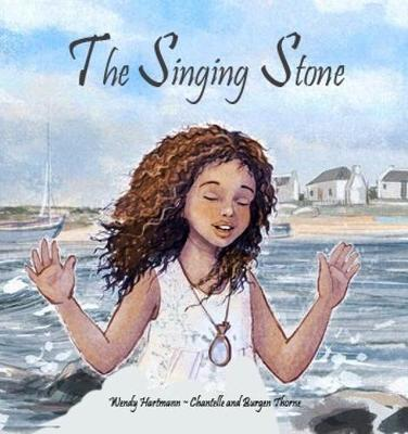 The singing stone by Wendy Hartman image
