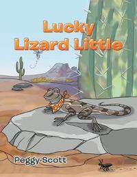 Lucky Lizard Little by Peggy Scott image