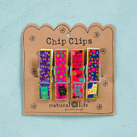 Natural Life: Chip Clips - Cats All You Need
