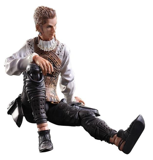 Final Fantasy: Balthier - Play Arts Kai Figure