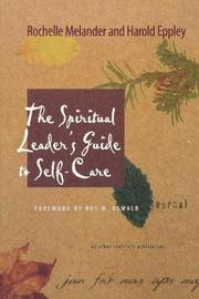 The Spiritual Leader's Guide to Self-Care by Rochelle Melander