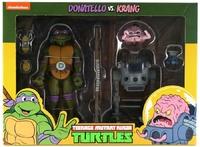 TMNT: Action Figure 2-Pack - Donatello vs Krang