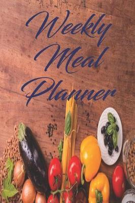 Weekly Meal Planner by Twodogsdancing Planners