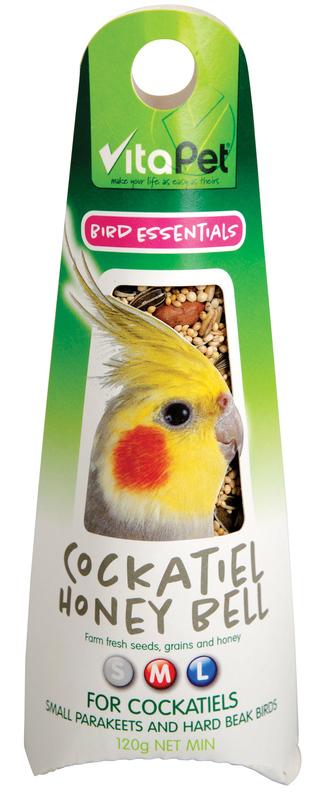 Vitapet: Honeybell Cockatiel