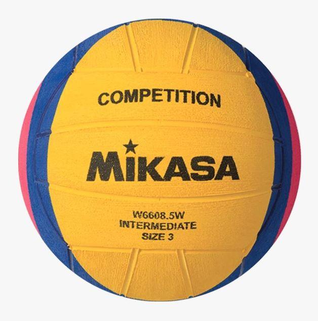 Mikasa W6608 Flipp Water Polo Ball (Size 3)